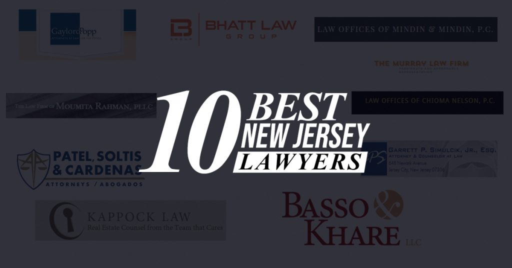 10 Best New Jersey Lawyers