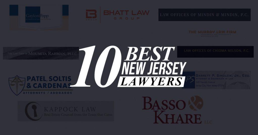 10 Best New Jersey Lawyers